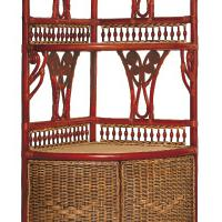 Large picture Indoor rattan cabinet (8)