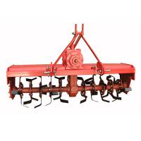 Large picture rotary tiller