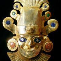 Large picture Inca Mask