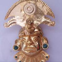 Large picture Inca Mask I