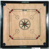 Large picture Jandials Carrom Board - Full