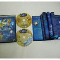 Large picture Cinderella  2dvd