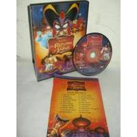 Large picture The Return of Jafar  disney movies 1 dvd