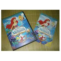 Large picture The little Mermaid 2DVDs