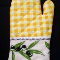 Large picture Oven Mitten, Kitchen Glove & Double Oven Mittens