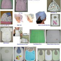 Large picture Baby Bib, Baby T-Shirt & Baby Garments