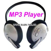 Large picture Earphone-like U disk and mp3 player,flash MP3 fact
