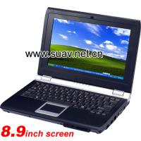 Large picture 8.9inch Foldaway Laptop Alptop computer,Notebooks