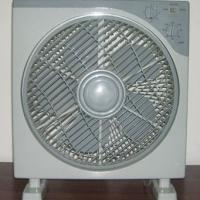 Large picture box fan