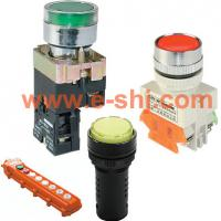 Large picture push button switch, pushbutton control station