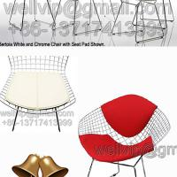 Large picture Diamond chair,Wire Chair,Wire table,Barstool