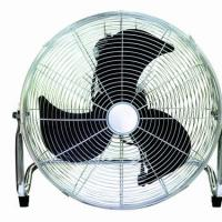 Large picture floor fan