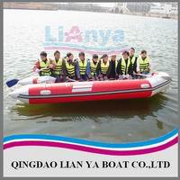 Large picture inflatable boat UB430