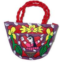 Large picture Mithila Art Gift bags