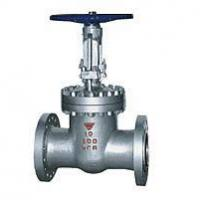 Large picture gate valve