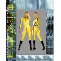 Large picture pvc catsuit
