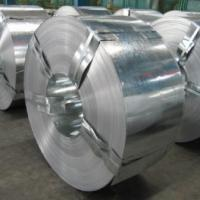 Large picture Hot dipped galvanized steel strip