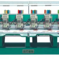 Large picture 612 type double sequins embroidery machine