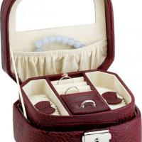 Large picture Leather Cosmetic Box (LCB-011)
