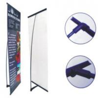 Large picture L banner stand,L banner stand china,show display