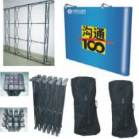 Large picture pop up displays,banner stands,pop up trade display
