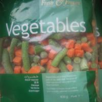 Large picture Frozen mixed vegetable