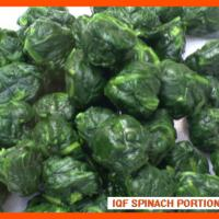 Large picture Frozen spinach ball