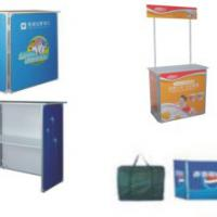 Large picture promotional table,promotional items,displays