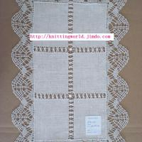 Large picture tray cloth
