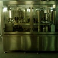 Large picture beverage filling machine