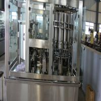Large picture can filling  capping machine