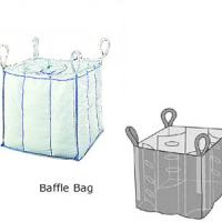 Large picture baffle bag