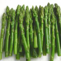 Large picture IQF green asparagus
