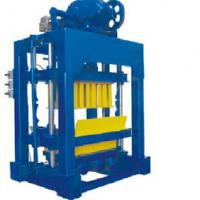 Large picture fly ash brick making machine