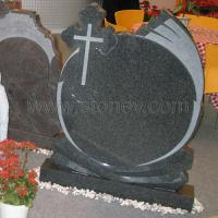 Large picture Granite G654 Tombstone