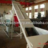 Large picture PE/PP film/sheet washing & recycling line