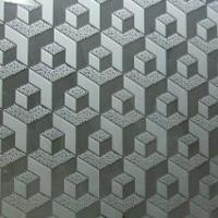 Large picture Etching Stainless Steel Sheet