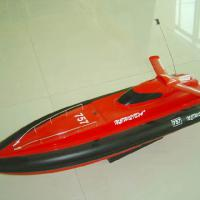 Large picture R/C boat