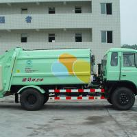 Large picture garbage truck