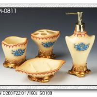 Large picture Polyresin bathroom accessories