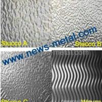 Large picture Aluminum Embossed Sheet