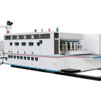 Large picture high speed printing slotter machine