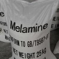 Large picture Melamine ( Cyanuramide )