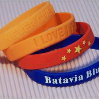 Large picture wrist band