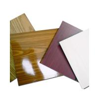 Large picture polyester plywood