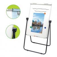 Large picture revolving white board