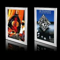 Large picture Aluminum Slim Light Box