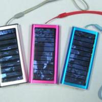 Large picture solar mobile phone charger