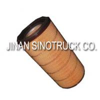 Large picture howo Air filter(WG9719190001+001)