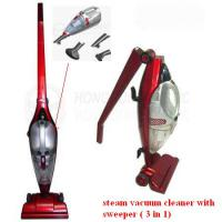 Large picture Upright Steam Vacuum Cleaner